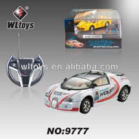 WL toys 9777 hot selling 1:43 scale metal rc car