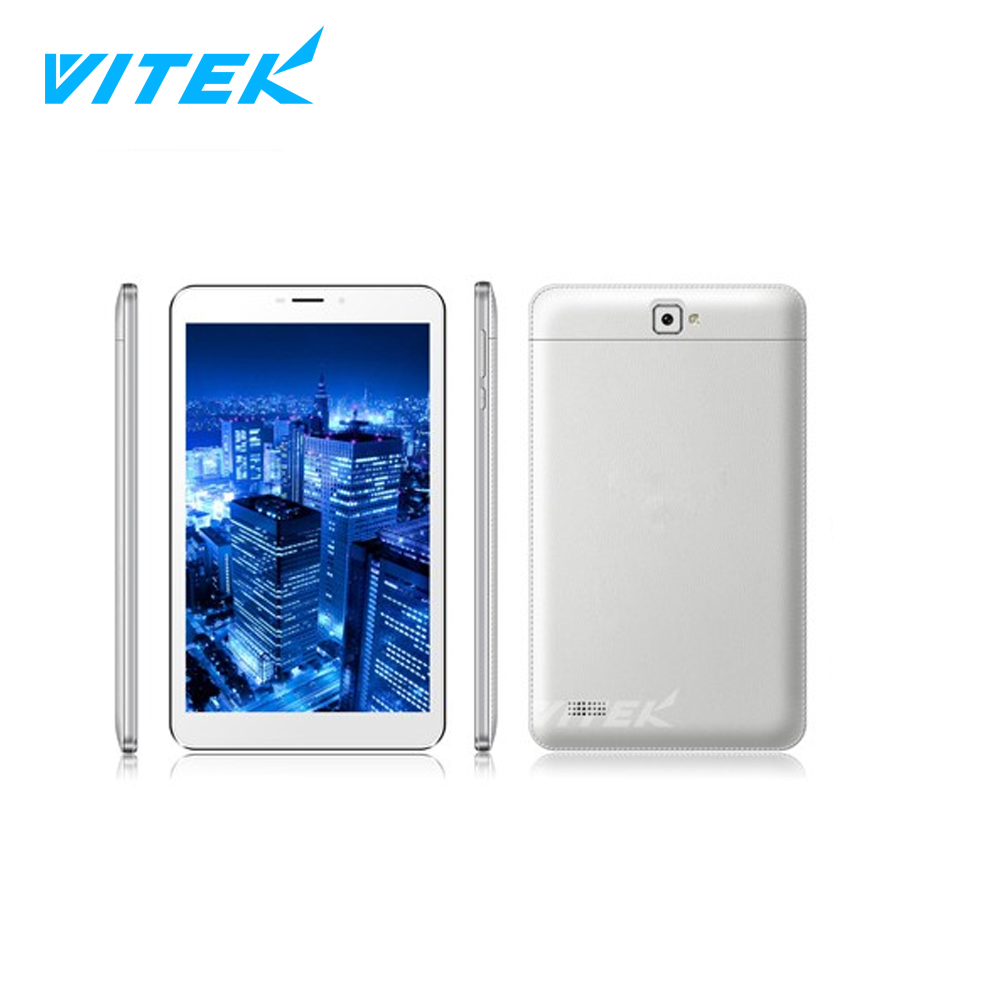 Promotion 2017 VITEK 8'' LTE 4G Tablet,OEM China Factory Cheap Tablet,1.3GHZ Android 6.0 Tablet 4G GPS Wifi