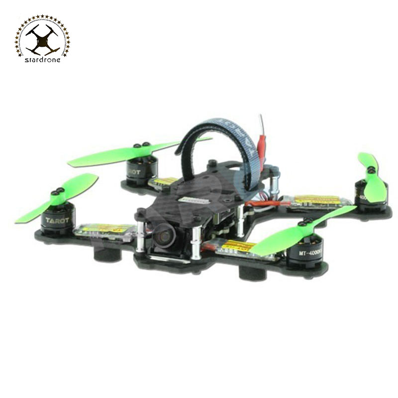 Tarot TL130H1 RTF Mini Racing Drone Alien 130 Quadcopter Carbon Fiber Frame