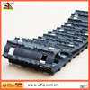 Wufengrubber snowmobile rubber track