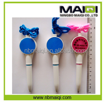 fashion medical advertising gift lanyard ball pen