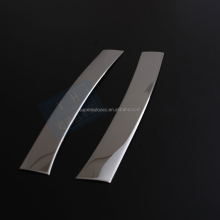 Stainless Steel Rear Window Corner casing Trims for RAV4 2014-2016