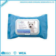 Latest Style High Quality Spunlace Disposable Non-woven Hygienic Pet Cleaning Wet Wipes