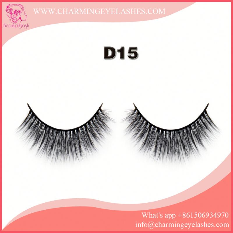 Chinese brand 3d magic eyelash