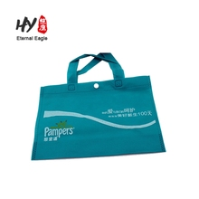 New design recyclable non woven foldable shopping bag
