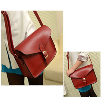 China new fashion design woman leather handbags lady vintage bags