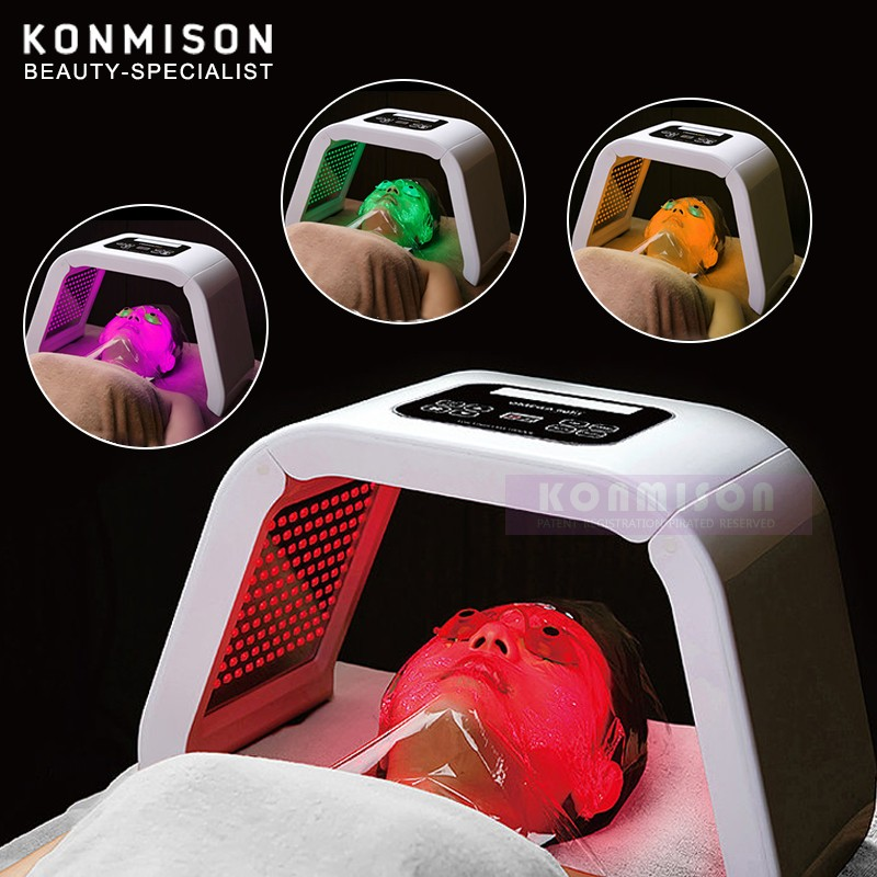 Best selling home pdt skin care mask beauty machine