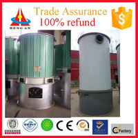 CE ISO BV certificate factory price trade assurance coal fired calender thermal oil heater boiler system
