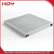 Simple Structure Aluminum False Ceiling Material In Hospital
