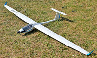 Propeller Airplanes 2300mm Durable EPO RC Glider Aircraft