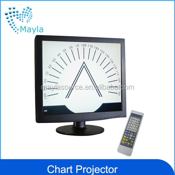 Best selling CE certificated eye chart projector CM-1800