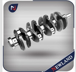 High Performance Billet Steel Crankshaft for Toyota Sienta Platz 1NZ-FE 2NZ-FE 84.7mm Crankshaft