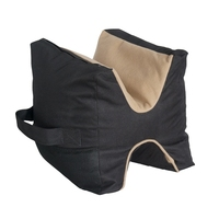 D1610 Unfilled Gun Rest Shooting Rest Bag Outdoor Hunting Target Shooting Sports Gun Accessories