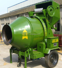 JZC350 widely used and portable concrete mixers for construction