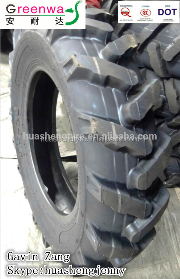 9.5-20 9.5x20 agricultural tyre used on tractors