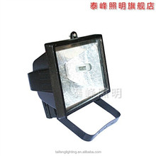 halogen lamp 500w halogen flood lighting industrial halogen lights/hologen fitting