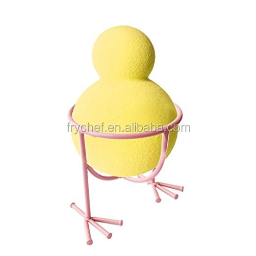 Makeup Stencil Egg Powder Puff Sponge Display Stand Drying Holder Rack