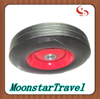 10x2.5 solid rubber powder wheel