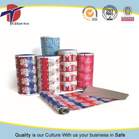 Aluminum Lidding Film Top Sealing Film
