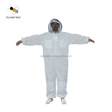 new cotton content coverall beekeeper protective clothing beekeeping suit