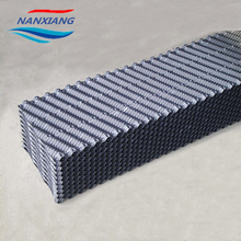 PP PVC cooling tower infill/plastic fill sheets/cooling tower filler