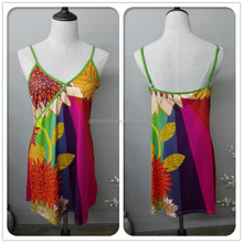 Original Design Printted Dress Clothing S163