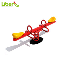 High Quality Metal Cheap Prices Playground Seesaw