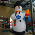 Lowes Outdoor Christmas Inflatable Snowman Decorations