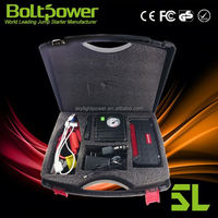 Portable Charger 12V Car Battery Jump Starter Booster High Capacity Emergency Auto Start Power lifepo4 12v battery pack
