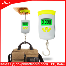 Manual electronic hanson stainless analog hanging scale