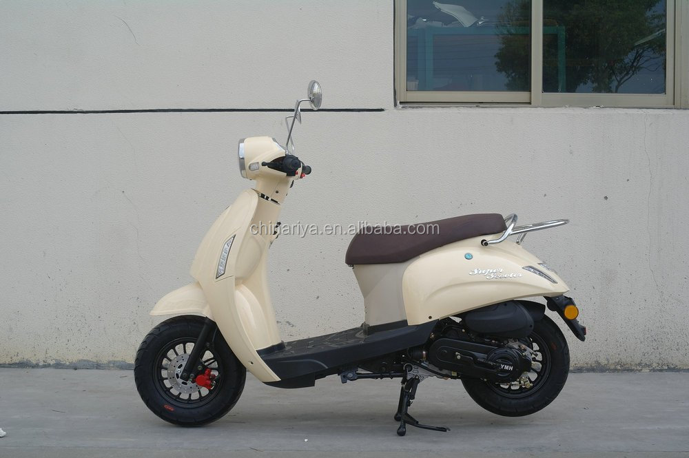 EEC new 50cc Scooter from Riya Motor ( Exclusived)