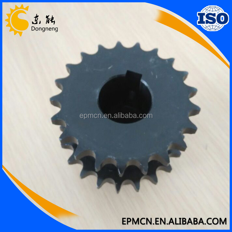 Steel Material Transmission Drive Roller Chain Sprocket Wheel Used for Packing Line