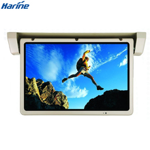 18.5 inch Motorized LED backlight monitor for bus