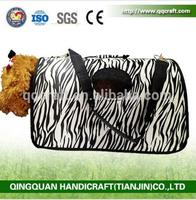 Wholesale high quality cheap price pu material dots dog carrier,lovely soft pet carrier bag
