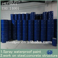 red oxidered polyethylene paint primer poly urea primer