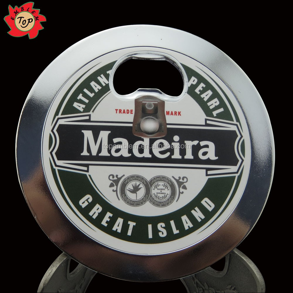Hot Selling Custom Beer Bottle Opener With Magnet