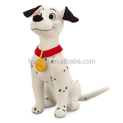 Dalmatian plush toy with standing poses