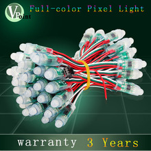 Famous Ip67 full color led christmas pixel light for decoration
