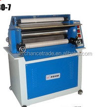 LZ-280-7 Leather Ironing Machine With Low price leather belt making machine leather belt manufacturing machine