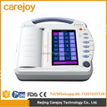cheap price Digital 12-channel Touch screen color Electrocardiograph ECG EKG machine