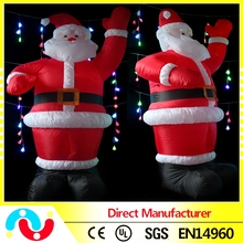 Promotion Direct Manufacturer christmas santa claus figurines outdoor