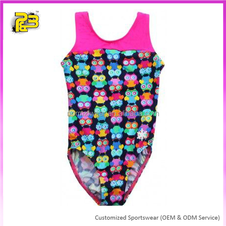 Custom made gymnastic leotard manufacturer from China