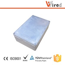 IP 65 Aluminum enclosure electrical junction box metal terminal box and enclosure