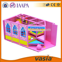 CE GS plastic new children indoor big toys play house