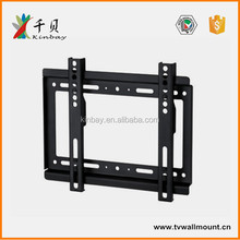 Factory ultra slim skyworth led tv wall mount bracket for 32 inch