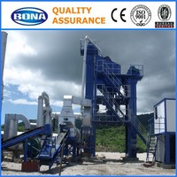 drummed asphalt melting plant for construction