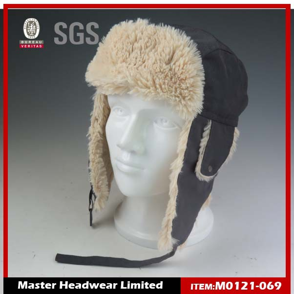 Russian Chill Proof Winter Hat with Earflaps