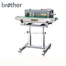 SF150LD Brother Multi-Functional Electric Low Price Plastic Bag Sealing Machine Continuous Vertical Band Sealer Printer
