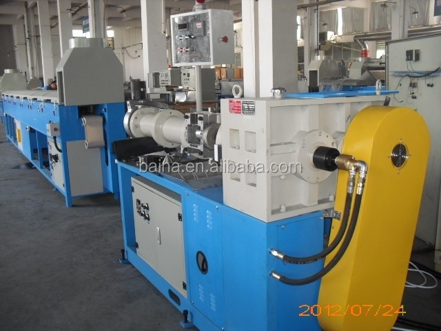 slicone hose/ tube machine // silicone rubber sealing strip extruder