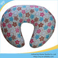 round memory foam love cushion